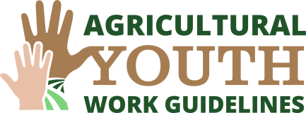 Agriculture Youth Work Guidelines